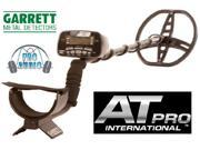 AT Pro Metal Detector - !!! GAR1140460 GARRETT METAL DETECTORS