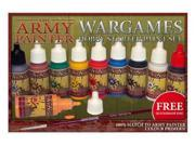 Warpaints: Starter Paint Set AMYWP8003 THE ARMY PAINTER