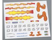 Peel & Stick Decal A RMXY9627 REVELL/MONOGRAM