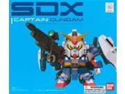 BANDAI/GUNDAM WING BAN61501 SDX Captain Gundam Robot Spirits Action Figure 9SIA2SN3GS9772