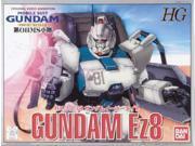 BANDAI/GUNDAM WING BAN59764 1/144 Snap RX-79 G Gundam EZ8