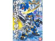 BANDAI/GUNDAM WING BAN160244 BB#350 Date Masamune Gundam
