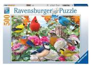 Garden Birds 500 Pc. Puzzle by Ravensburger - 14223
