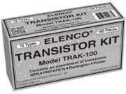 Elenco Transistor Kit, 100-Piece TRAK-100