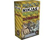 Pirates, Ninjas, Robots, and Zombies! RDGPNRZF Rather Dashing Games 9SIA6SV5NG6390