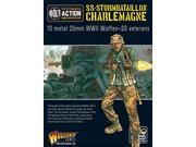 Warlord Games BSS02 Bolt Action - Ss Sturmbataillon Charlemagne 9SIA8UT6DK3851