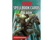 Dungeons & Dragons - Spellbook Cards - PALADIN - GF973905 - Gale Force Nine GF973905 Gale Force 9 9SIA00Y51G8380
