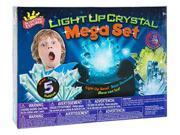 Scientific Explorer Light Up Crystal Mega Set SLYX0957
