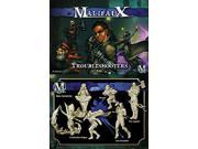 Arcanists: Troubleshooters - Ironside Crew WYR20322 Wyrd Miniatures 9SIA2F84PX7296