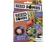 DUNECRAFT SE-0468 Wild Bird Mixture Seed Bomb DUNX0468 DUNECRAFT INC.
