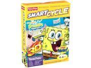 Fisher-Price SMART CYCLE 3D Software - Nickelodeon SpongeBob SquarePants W0438 FISHER-PRICE