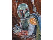 Buffalo Games Star Wars Photomosaic: Boba Fett - 1000 Piece Jigsaw Puzzle by Buffalo Games BUFY1613 9SIA2CW3Z08053