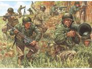Italeri 1:72 American Infantry WWII ITAS6046 9SIA2CW34M9638