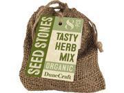 Organic Bag of Seeds - Tasty Herb Mix DUNX0181 DuneCraft