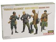 Dragon Models 6563 1 35 Fragile Alliance Axis Forces Balkan 1943 DMLS6563 Dragon Models USA