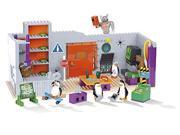 COBI The Penguins of Madagascar Secret Mission HQ Building Kit 26480 9SIV16A67P5461