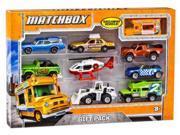 Matchbox 9-Car Gift Pack (Styles May Vary) MBXV7111 MATCHBOX