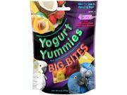 F.M.Browns 51271 Yogurt Yummies Big Bites Parrot and Macaw Treats 6 Ounce FM51271 F.M. Browns