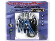 Z-Man Chatterbait, Blue Black, 1/4-Ounce 003323 Z-MAN 9SIA05Y44F9626