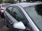 Hyundai Sonata 2015-2016 Window Vent Visor/Deflector Rain Guards Smoke - JSP®218031