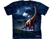 Brachiosaurus Adult T-Shirt by The Mountain - 10-3101