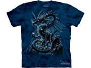 Skull Dragon Adult T-Shirt by The Mountain - 102054