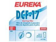 63170 Eureka Vacuum Cleaner Dust Cup Replacement Filter