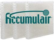 Honeywell HAC-801 Humidifier Filter 3 Pack 9SIA2DU0ZF6750
