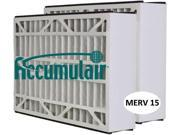 20x20x5 Trion Air Bear Aftermarket Furnace Filter MERV 15 9SIA2DU58M9580