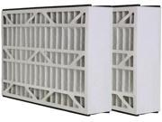 16x25x5 Trion Air Bear Aftermarket Furnace Filter MERV 15 9SIA2DU58M9579