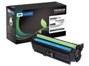 MSE 02-21-35114 Toner Cartridge (OEM # HP Troy Compatible CE251A,504A) 7,000 Page Yield; Cyan