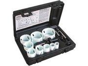 HOLE SAW KIT 13PC DELUXE