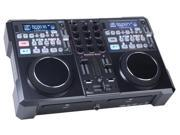 Dual Table Top CD / MP3 Player / Mixer / Midi Controller