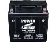 Power Source Battery WP16CL-BS (YB16CLB Replacement) 01-351 - 1 Year Manufacturer Warranty!