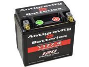 Antigravity Batteries 92-AG-YTZ7-4 OEM Case 4-Cell 13V 6ah 120 cca Maintenance Free Battery - 3 Year Manufacturer Warranty!