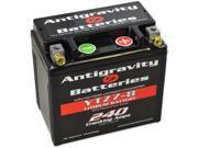 Antigravity Batteries 92 AG YTZ7 8 OEM Case 8 Cell 13V 9ah 240cca Maintenance Free Battery 3 Year Manufacturer Warranty!