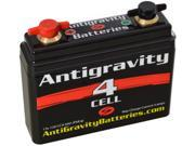 Antigravity Batteries 92-AG-401 Small Case 4-Cell 13V 6ah 120cca Lightweight Maintenance Free Battery - 3 Year Manufacturer Warranty!