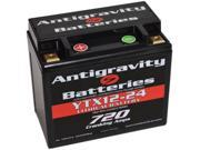 Antigravity Batteries 92 AG YTX12 24 OEM Case 24 Cell 13V 25ah 720 cca Maintenance Free Battery 3 Year Manufacturer Warranty!