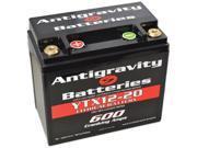 Antigravity Batteries 92 AG YTX12 20 OEM Case 20 Cell 13V 22ah 600 cca Maintenance Free Battery 3 Year Manufacturer Warranty!