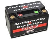 Antigravity Batteries 92-AG-YTZ10-12 OEM Case 12-Cell 13V 12ah 360 cca Maintenance Free Battery - 3 Year Manufacturer Warranty!