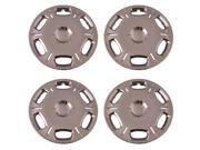 Set of 4 Chrome 16 Inch Universal (Replica of Scion TC Hubcaps) wheel covers with Metal Clip Retention - Aftermarket: IWC446/16C