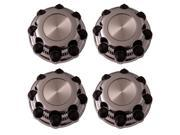 "Set of 4 Chevy Silverado ('01 -'07) Replacement Center Caps Hub Cover Fits 16"" Inch 8 Lug Wheel -Aftermarket: IWCC5079C"
