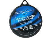 South Bend M1412 Mono 12 lb 500 yard Fishing Monofilament