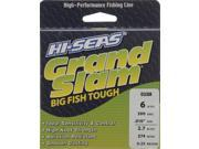 American Fishing Wire GSMF300 06CL Gs Mono 6 300 Yard Clear