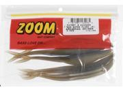 "Zoom Soft Plastic Bass Fishing Bait 112-106 7"" Mag Super Fluke Ark Shiner"