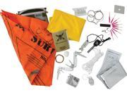 United UC2849 M48 Ultimate Survival Kit 24 Piece Set Contains Needle Nose Plier