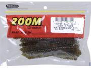 Zoom Bass Fishing Bait 007-054 Super Salt+ Centipede 20 PK Watermelon Red