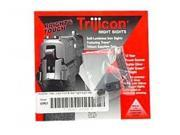 Trijicon Night Sight Set for Walther P99 - WP01