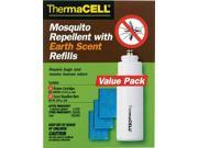 MRE400-12 ThermaCELL Handheld Earth Scent Refill 48 Hour