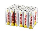 Tenergy AA 1000mAh NiCd Rechargeable Battery for Solar Garden Lights (Intermatic and Malibu), 24 pieces